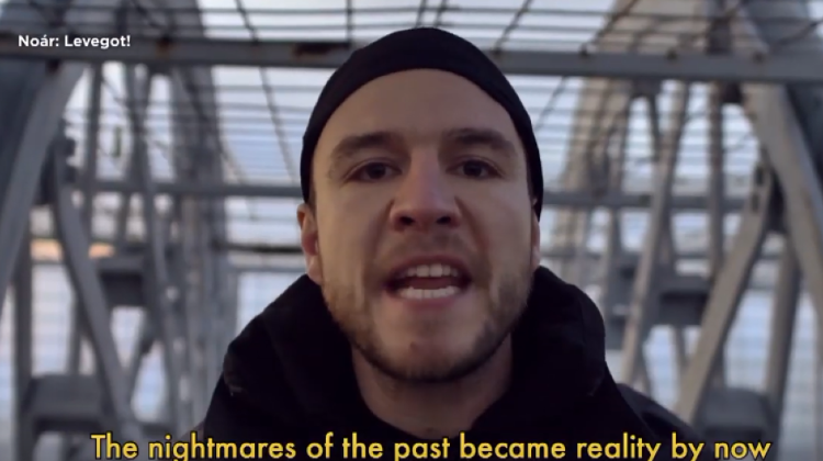 Video: Hungarian Rapper Calls For Climate Action In His Latest Hit
