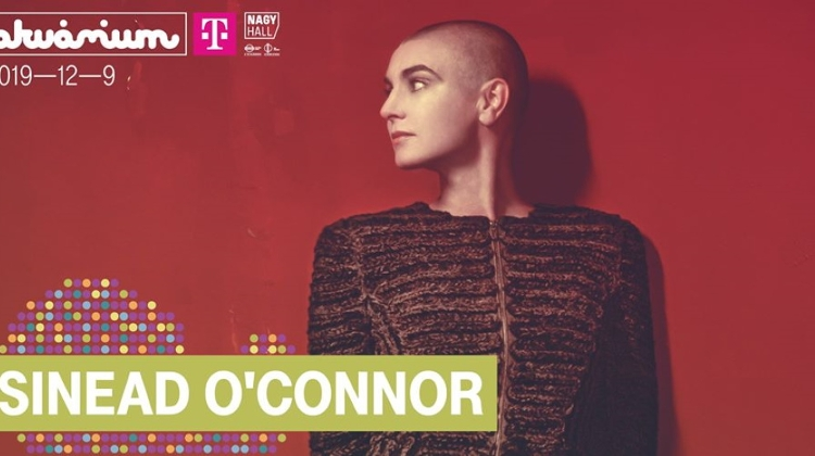 Sinead O'Connor @ Akvarium Budapest, 9 December