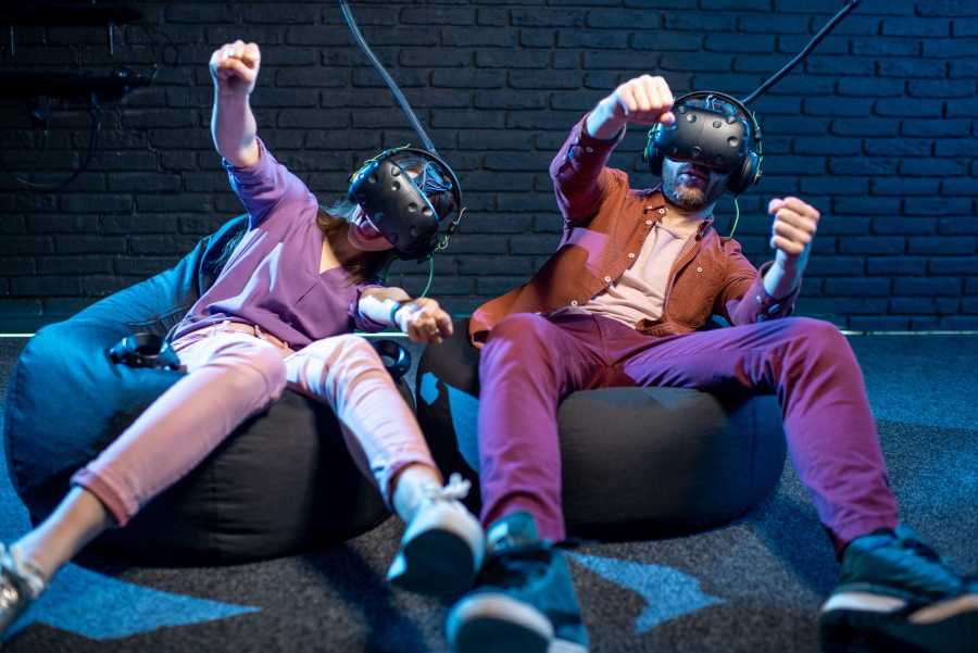 VR Theme Park Opens In Budapest