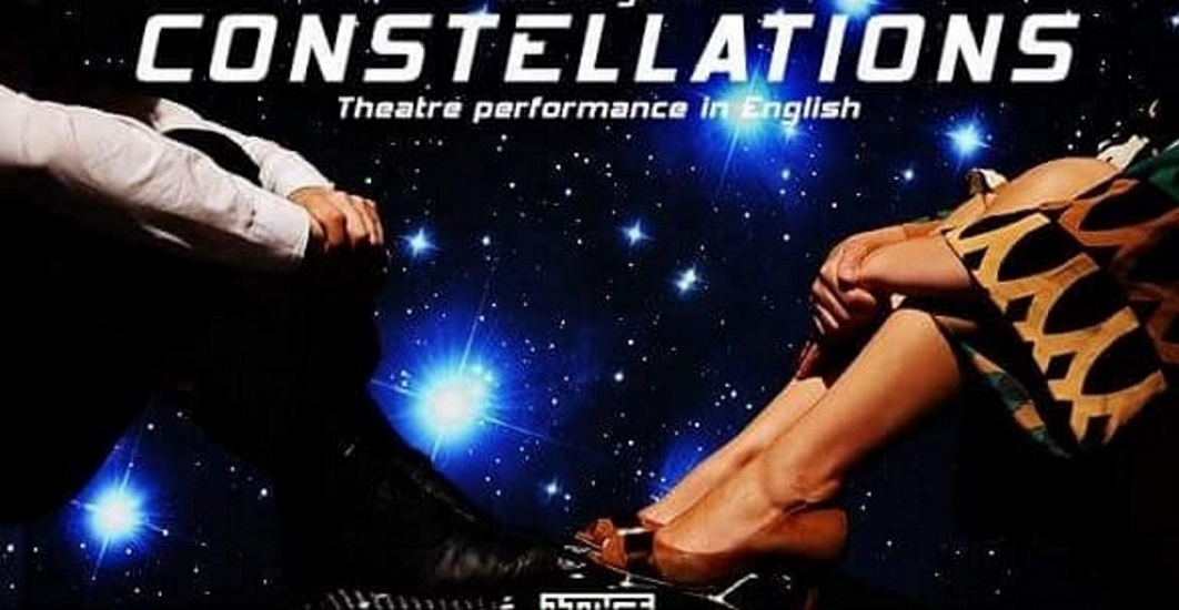 'Constellations' Theatre Performance, Fém Arts & Cafe Budapest, 17 March