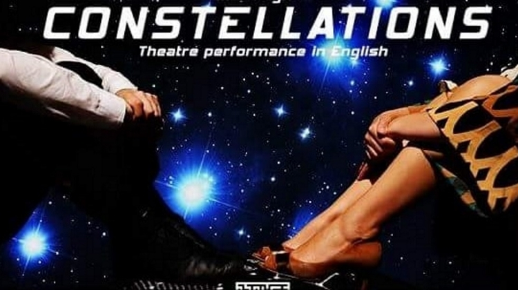 'Constellations' Theatre Performance, Fém Arts & Cafe Budapest, 26 January