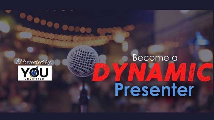 Workshop: Become A Dynamic Presenter