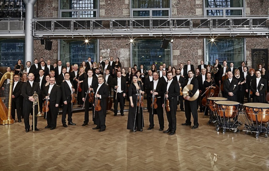 Sir Simon Rattle & London Symphony Orchestra