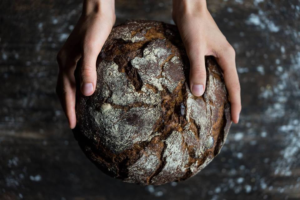 Sourdough Bread Workshop With Stephane Gerphagnon In English
