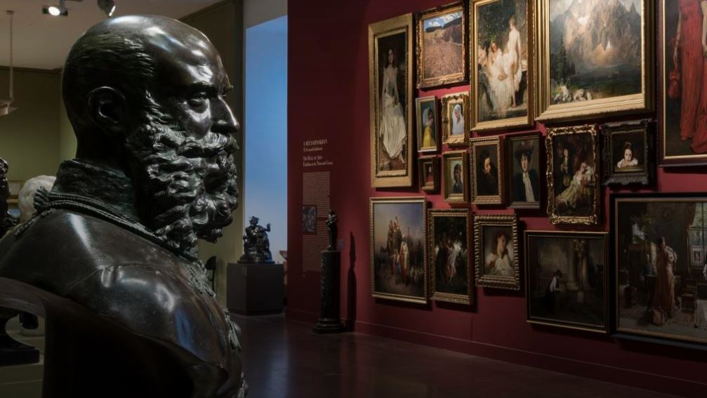 Free Guided Tour In English @ Hungarian National Gallery