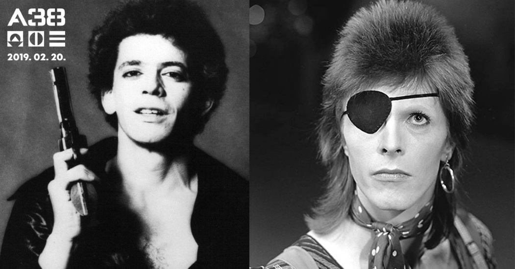 Bowie & Friends: Lou Reed