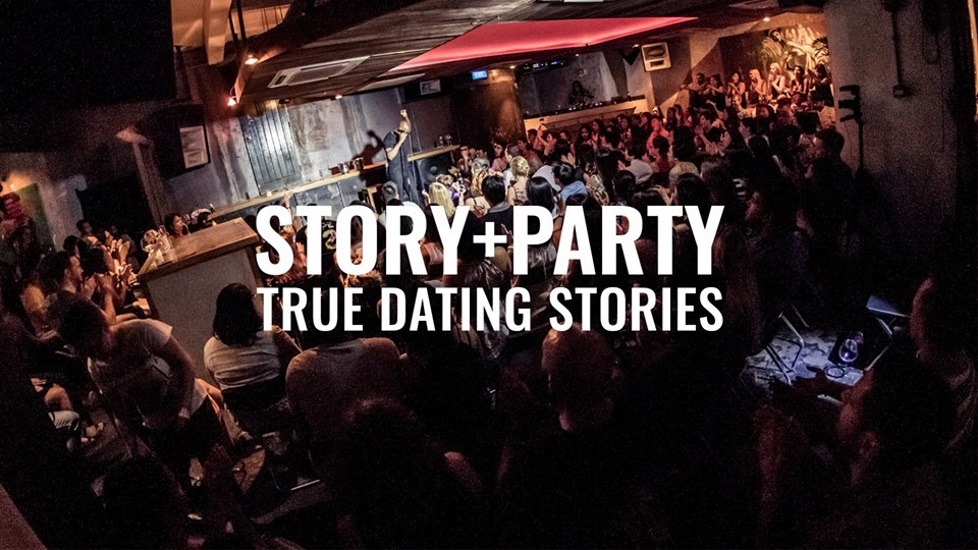 Story Party Budapest: True Dating Stories