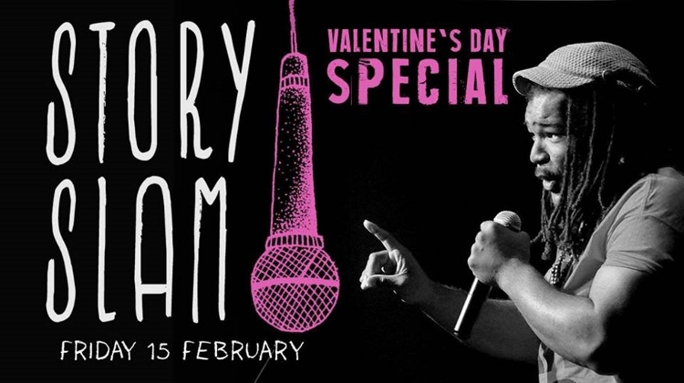 Story Slam: Valentine's Day Special