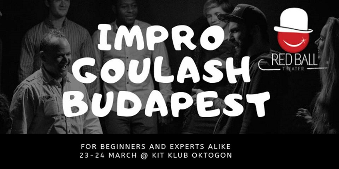 Impro Goulash Budapest Workshop
