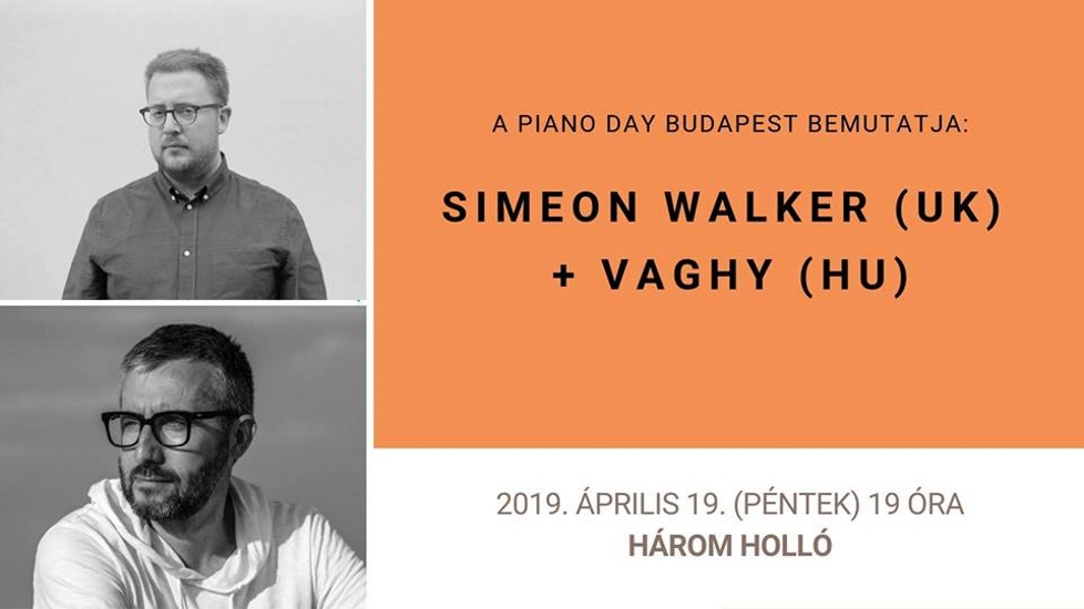Piano Day Extra With Simeon Walker