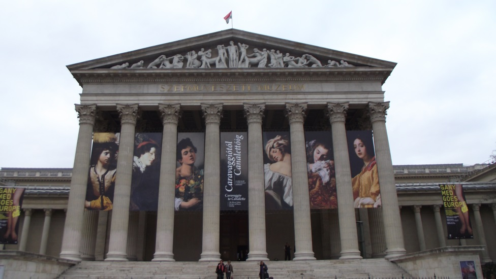 IWC Guided Tour Of Museum Of Fine Arts: Old Masters Collection