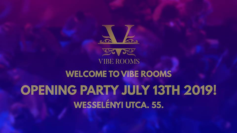 Vibe Rooms Opening Party