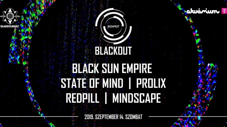 Blackout Night Featuring Black Sun Empire (NL) & State of Mind (NZ) @ Akvarium Club, 14 September