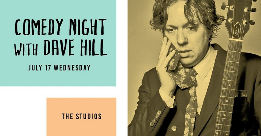 Comedy Night With Dave Hill