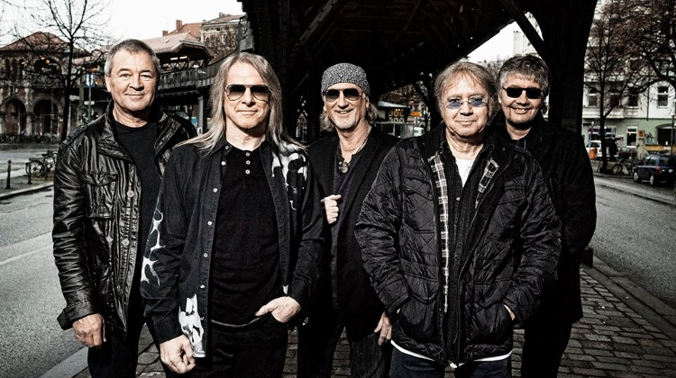 Coming Up: Deep Purple Concert, Budapest Aréna, 9 December