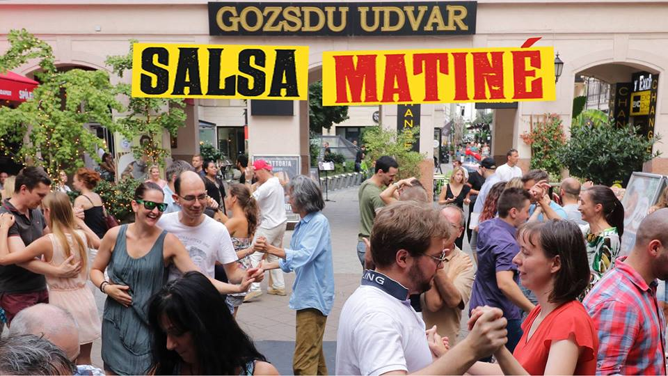 Salsa Dance Party @ Gozsdu Udvar