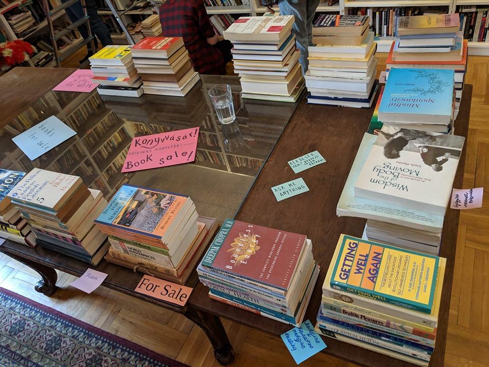 English Book Sale