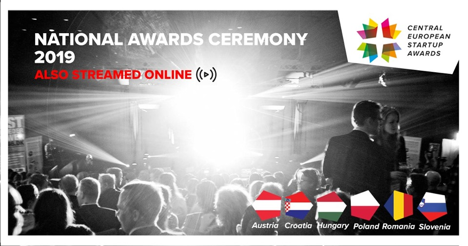 Central European Startup Awards - National Awards Ceremony