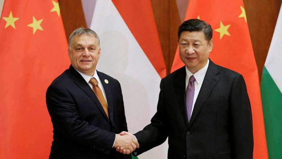 China & Hungary: 70 Years Of Diplomatic Relations Conference
