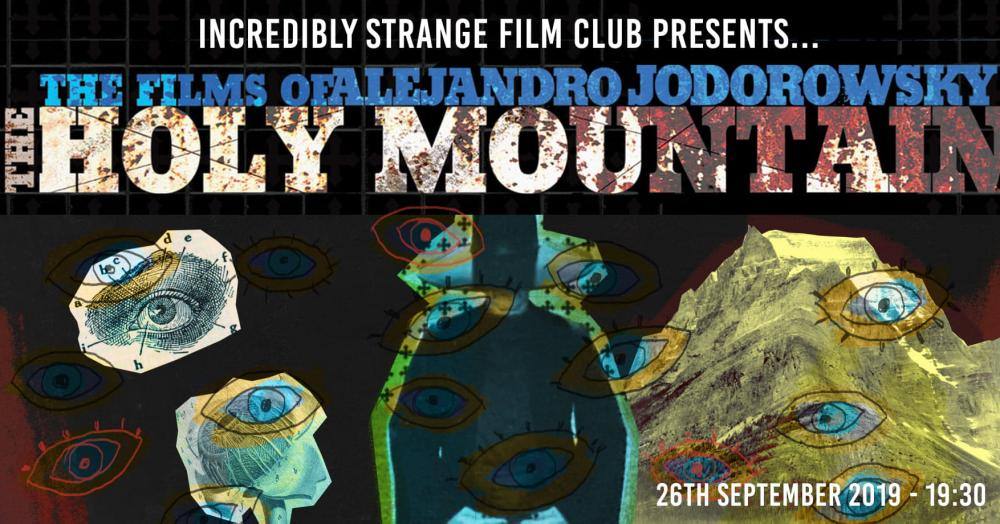 Incredibly Strange Film Club: The Holy Mountain