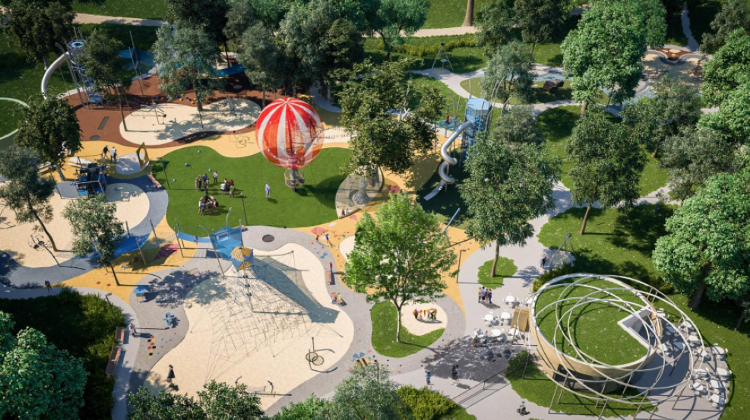 City Park 'Liget Cultural & Recreational Space' To Be Unmatched In Europe