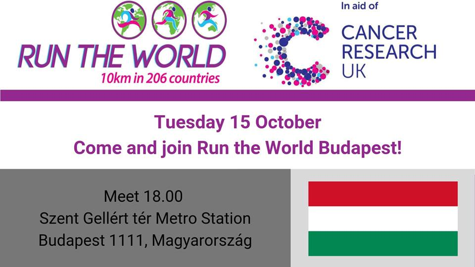 'Run The World' In Budapest