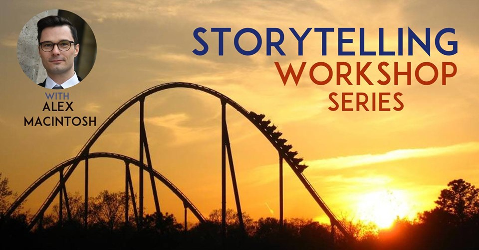 Storytelling Workshop Series