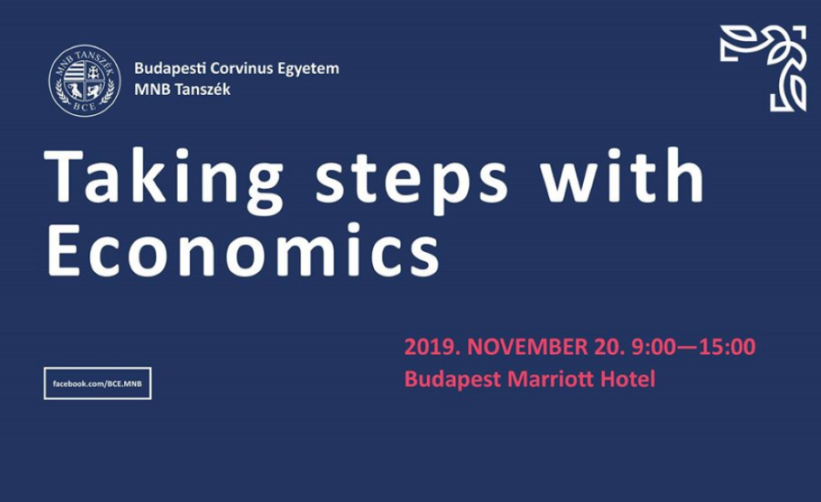 Taking steps With Economics Conference