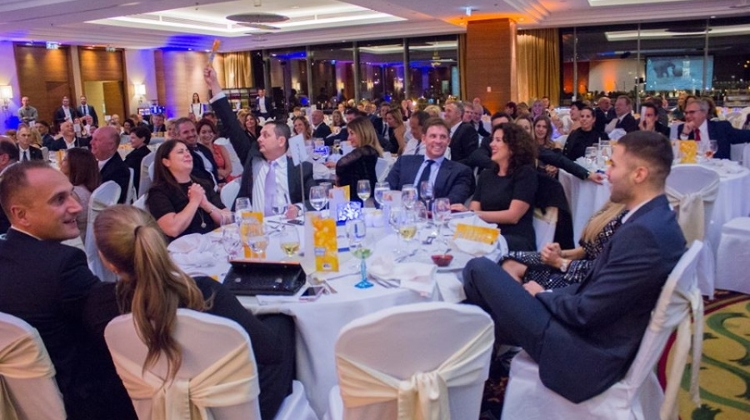 United Way Gala In Budapest Marriott Hotel, 17 November