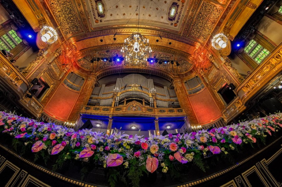 New Year's Overture: Concert Of Radio Orchestra & Liszt Academy