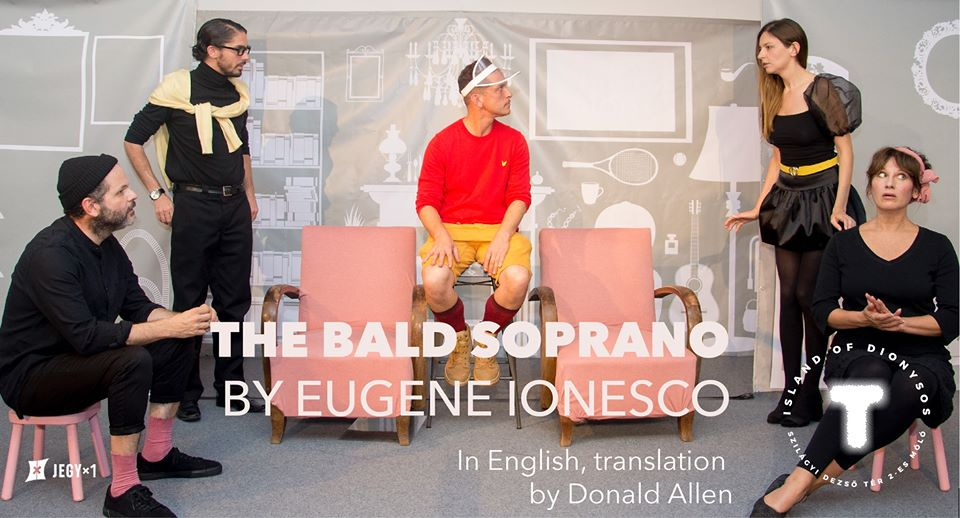 English Theatre In Budapest: Bald Soprano By Eugène Ionesco