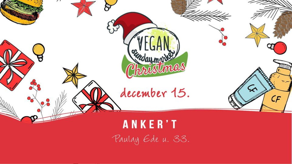 Vegan Sunday Christmas Market