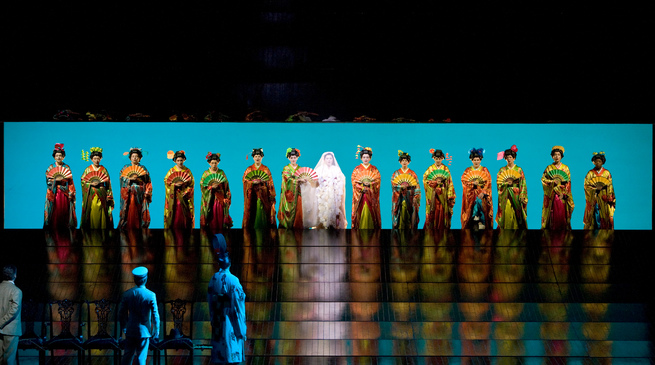 MET Opera Broadcast: Puccini: Madama Butterfly