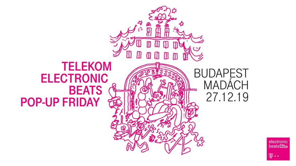 Telekom Electronic Beats: Pop-Up Friday