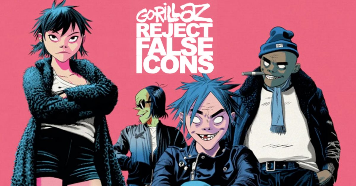 'Gorillaz: Reject False Icons' Music Documentary @ Uránia