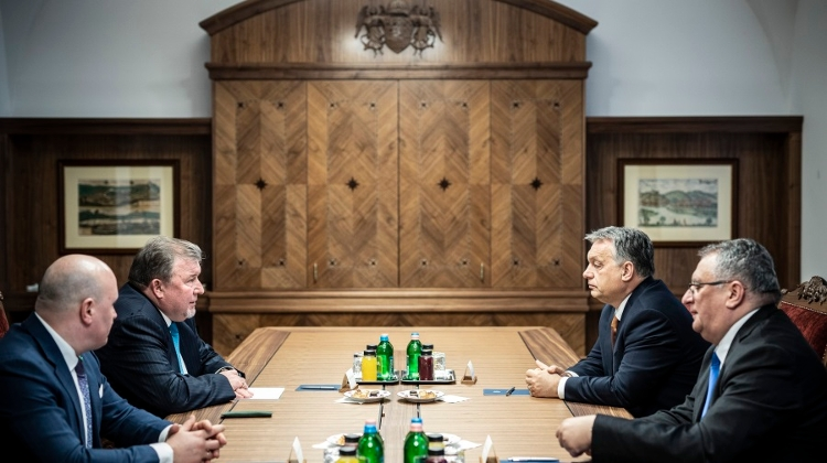 PM Orbán: International Investment Bank In Hungary 'Significant Development'