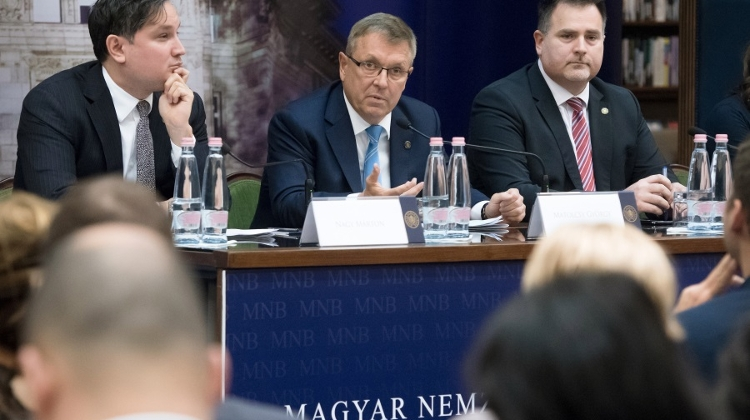 Hungarian Banks Should Improve Efficiency, Boost Lending Says National Bank Official