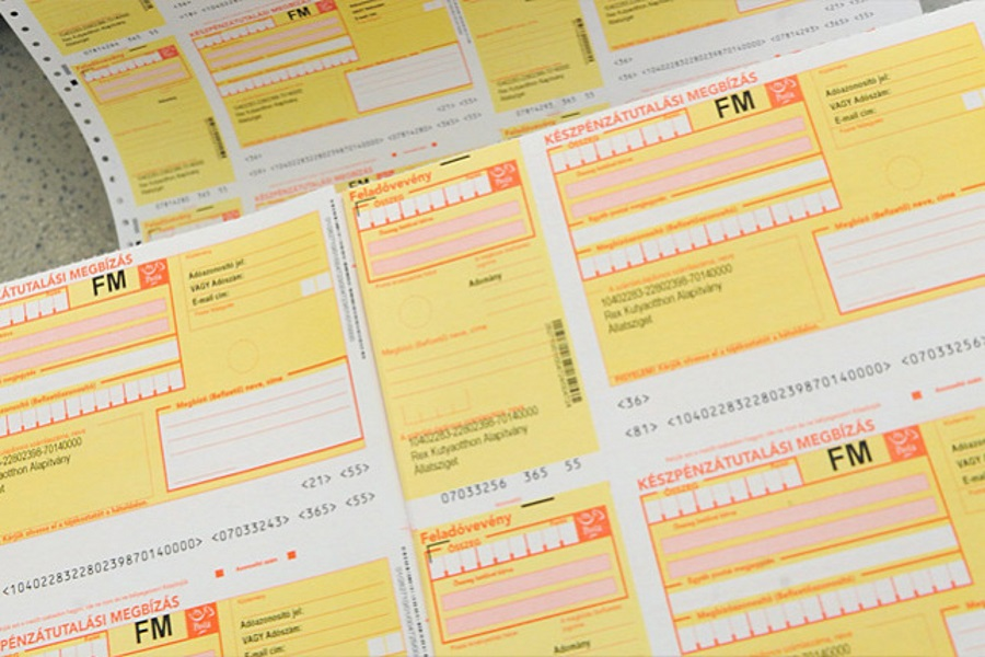 Hungarian Bank OTP Ends Payment By Yellow Cheque