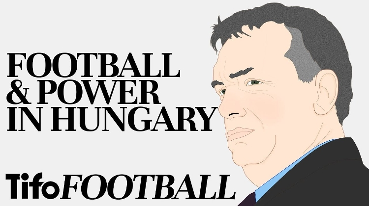 Video Opinion: Football & 'Tax Secrets' In Hungary