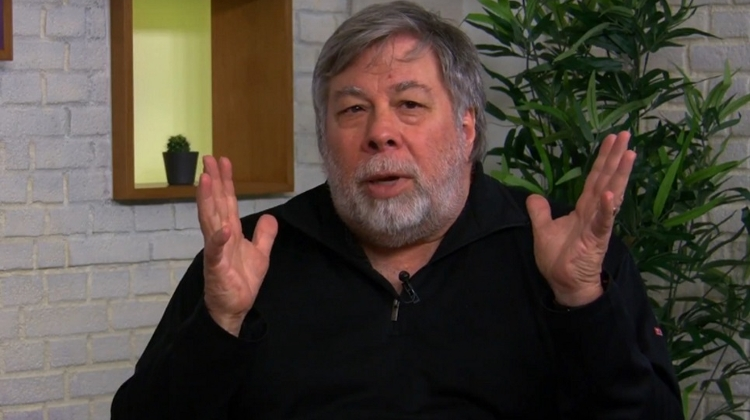 Apple Co-Founder Wozniak Coming To Budapest Conference With Free Entry