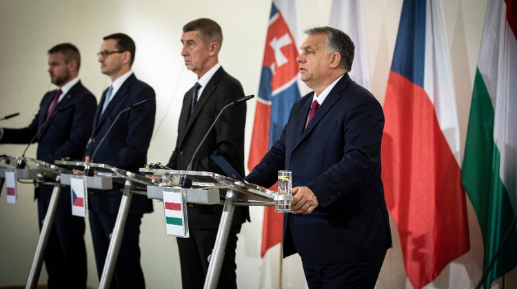 Hungarian Prime Minister Calls For Fair EU Budget