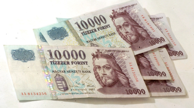 Old 10,000 Forint Notes Invalid After December