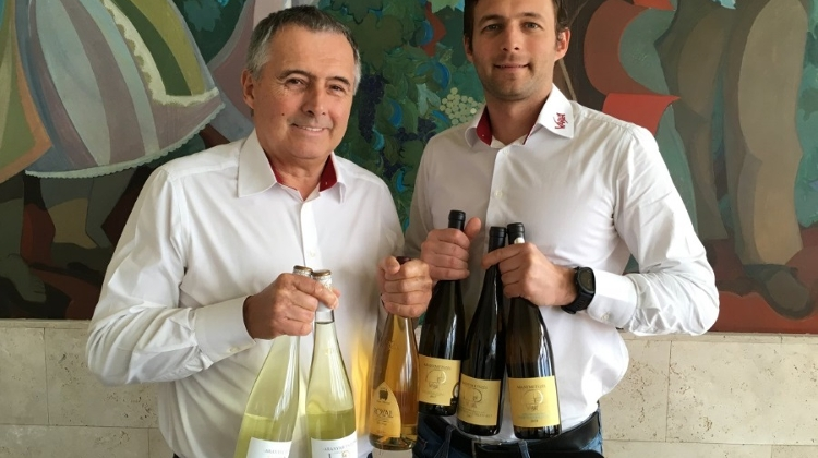 Hungarian Varga Winery Racks Up Nine Awards At Paris, Berlin Festivals