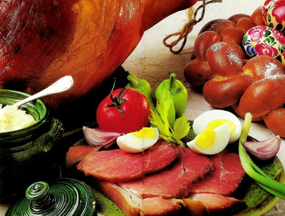 Hungarian Easter Feast: Insights &  Recipes