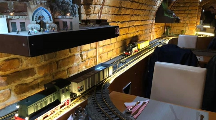 First Model Railway Restaurant Opens In Budapest