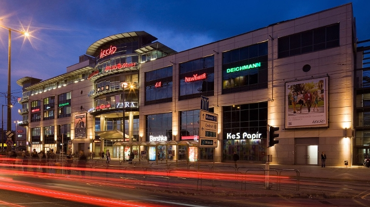 Árkád Mall In Budapest To Establish New Gastro Zone