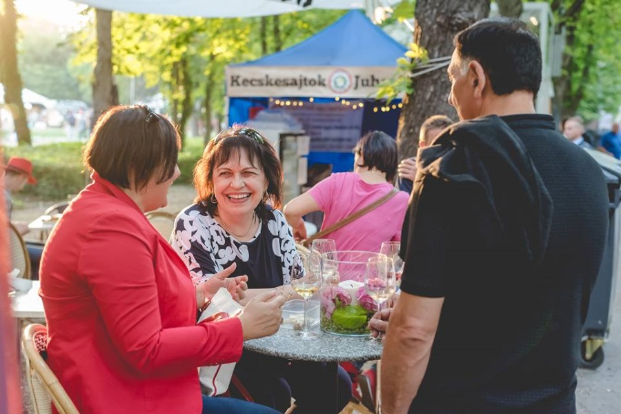 'Bull's Blood' Wine Festival, Eger, 11 – 14 July