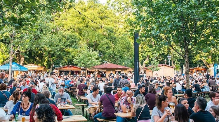 Budapest Beer Festival @ 'Liberty Square', 5 – 10 June