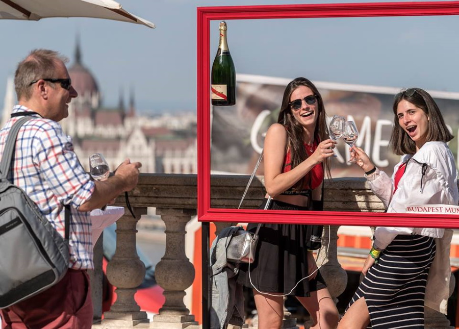 Eger In Spotlight At Budapest Wine Festival