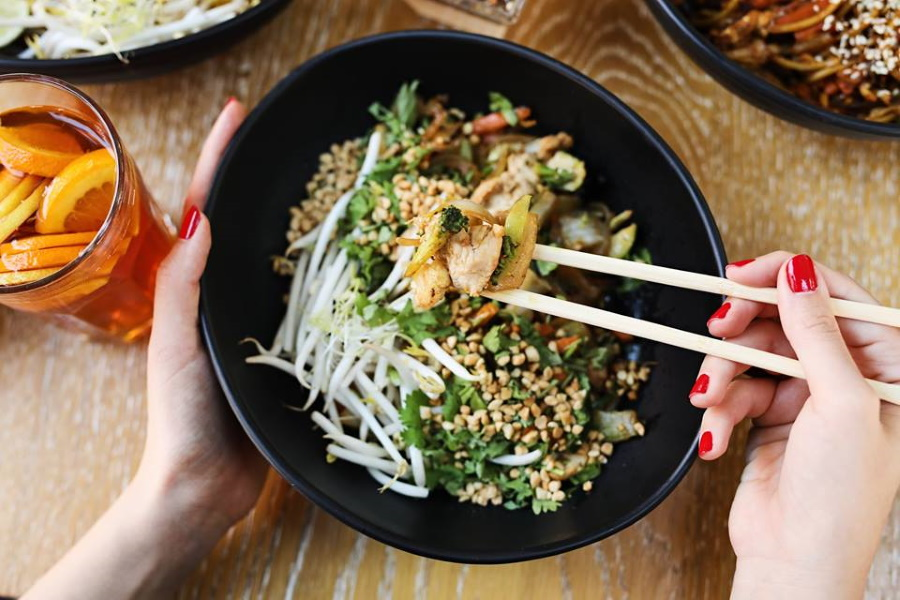 Expat Favourite Padthai Wokbar Starts Home Delivery In Budapest